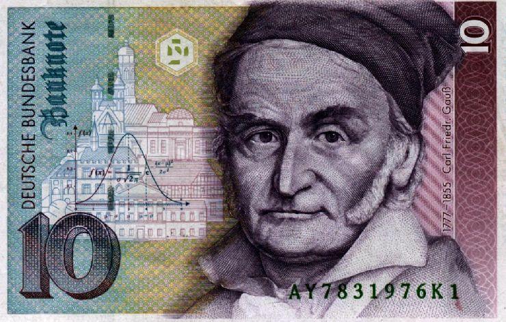 C.F. Gauss